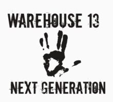 Warehouse 13 Next Gen 2 Kids Tee