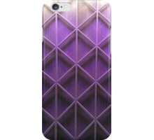 Purple pattern IPhone & IPod case iPhone Case/Skin