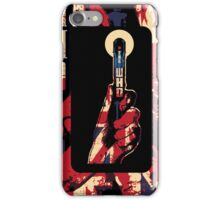 The (Dr) Who iPhone Case/Skin