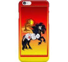 Appaloosa War Pony iPhone Case/Skin