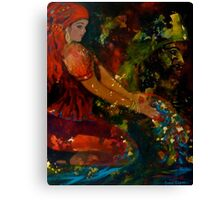 Ancestral Offerings Canvas Print