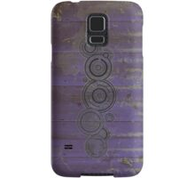 The name of The Doctor   Samsung Galaxy Case/Skin