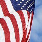 US flag IPhone & IPod case by Magdalena Warmuz-Dent