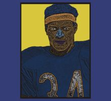 Walter Payton Sweetness by CultureCloth