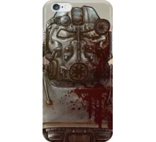 Brotherhood of Steel and Blood iPhone Case/Skin