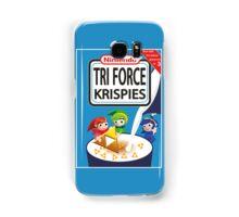 Tri Force Krispies Samsung Galaxy Case/Skin
