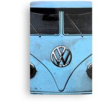 VW Kombi NSW Australia Metal Print
