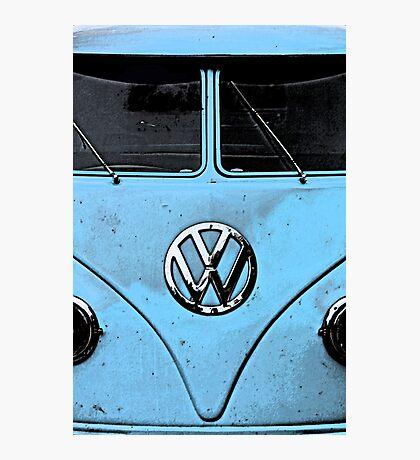 VW Kombi NSW Australia Photographic Print