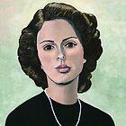 Arlene 1944 by Barbara  Strand