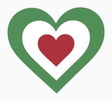 Italian Heart by Maria Bell