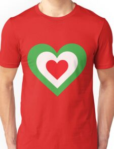 Italian Heart Unisex T-Shirt