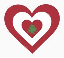 Lebanon Heart by Maria Bell