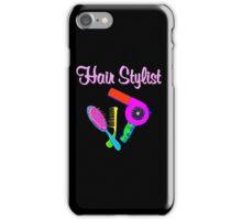 TERRIFIC HAIR STYLIST iPhone Case/Skin