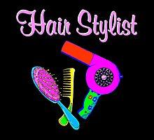 TERRIFIC HAIR STYLIST by JLPOriginals
