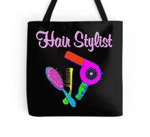 TERRIFIC HAIR STYLIST Tote Bag