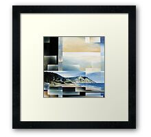 East Coast II Framed Print