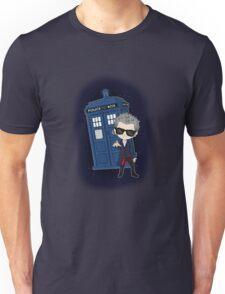 Twelfth Doctor ; Rock'n'Roll Unisex T-Shirt