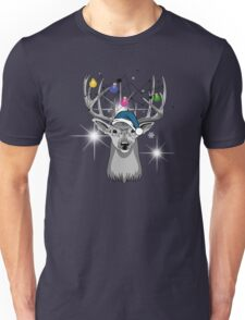 Christmas deer Unisex T-Shirt