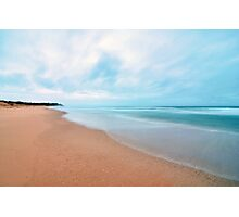 Peaceful Morning - Bateau Bay Beach Photographic Print