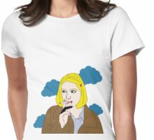 Margot Tenenbaum Womens Fitted T-Shirt