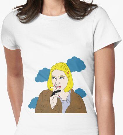 Margot Tenenbaum Womens Fitted T-Shirt