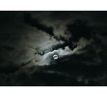 Cloud Cover Photographic Print