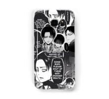 Levi Ackerman Samsung Galaxy Case/Skin