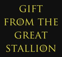 Gift from the Great Stallion by Lexavian