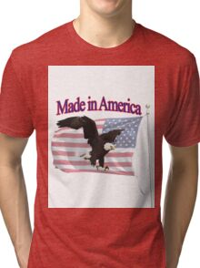 Made Right Here Tri-blend T-Shirt