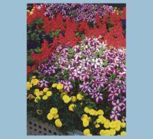 Spring Flowers Baby Tee