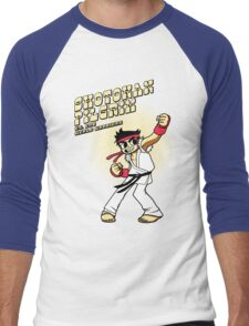 Shotokan Pilgrim Men's Baseball ¾ T-Shirt
