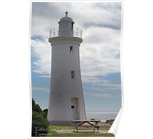 Table Cape Lighthouse, Tasmania. Poster