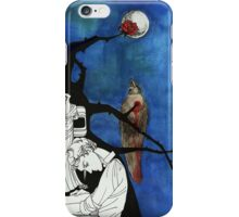 The Nightingale and the Rose iPhone Case/Skin
