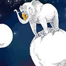 Elephant planet by rellicgin