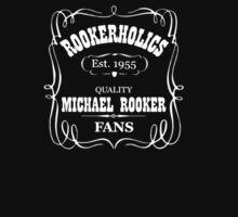 Rookerholics Logo White by Rookerholics