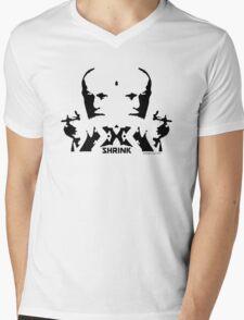 The Inkblot Mens V-Neck T-Shirt