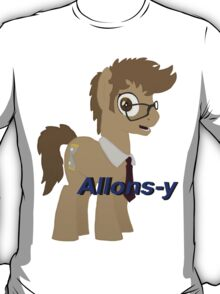 10th Doctor Whooves T-Shirt