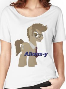 10th Doctor Whooves Women's Relaxed Fit T-Shirt