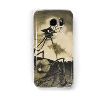 Original Illustrations War of the Worlds 2 Samsung Galaxy Case/Skin