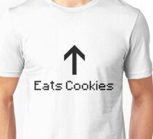 Eats Cookies Unisex T-Shirt