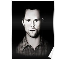 Sam Winchester - Boy with the Demon Blood Poster
