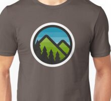 Mountain Badge Unisex T-Shirt