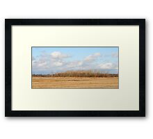 Midwest Plains - Indiana Framed Print