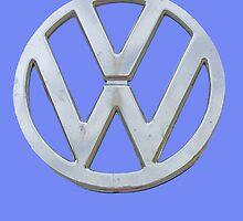 VW Kombi Logo by Sandy1949