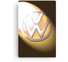 Spotlight on VW Kombi Canvas Print