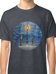 Narnia Magic Lantern Classic T-Shirt