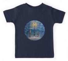 Narnia Magic Lantern Kids Tee