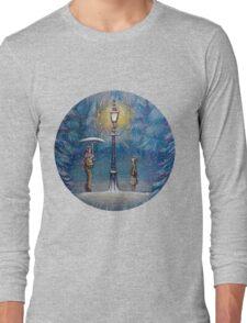 Narnia Magic Lantern Long Sleeve T-Shirt