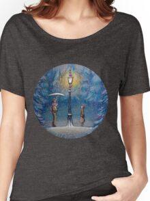 Narnia Magic Lantern Women's Relaxed Fit T-Shirt