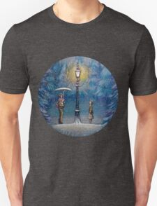 Narnia Magic Lantern Unisex T-Shirt